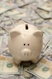 金钱和费用 免版税库存照片