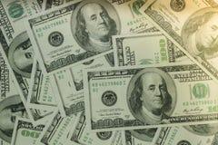 金钱是商业投资和全球性股市 库存图片