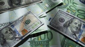 金钱背景图象 库存照片