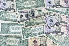 金钱,经济引擎  免版税图库摄影