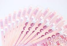 金钱100泰铢 库存照片