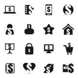 金钱icon8 库存图片