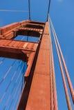 金门大桥。 图库摄影