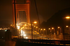 金门大桥,旧金山,加利福尼亚 库存图片