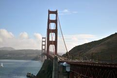 金门大桥,旧金山,加州 图库摄影