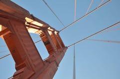 金门大桥,旧金山,加州 库存图片