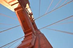 金门大桥,旧金山,加州 免版税图库摄影