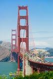 金门大桥,旧金山 免版税库存图片