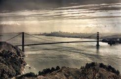 金门大桥 库存图片
