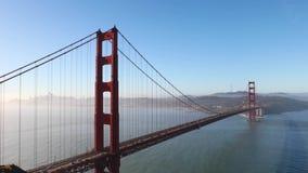 金门早晨通勤圈-旧金山 股票录像