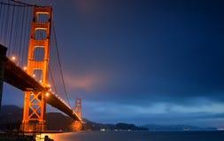 金门桥,旧金山,加州 库存图片