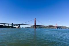 金门桥,旧金山 库存照片