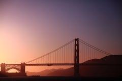 金门桥 免版税图库摄影