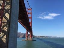 金门海峡旧金山-加利福尼亚 免版税图库摄影