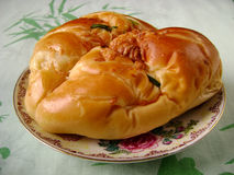 金面包 免版税库存照片