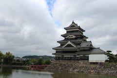 金额背景城堡有图象大日本做马塔莫罗斯非老最旧开放完善的重建的s天空空间符号传统 免版税库存图片