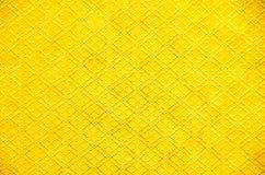 金黄丝绸 库存图片