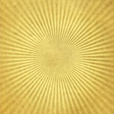金黄光芒墙纸 免版税库存图片