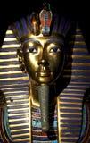 金黄屏蔽s tutankhamen 免版税库存照片