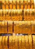 金黄市场在迪拜 免版税库存图片