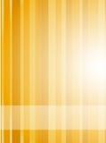 金黄数据条 向量例证