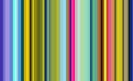 金黄桃红色蓝色五颜六色的抽象线,纹理 免版税库存照片