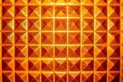 金黄模式 库存照片