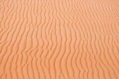 金黄沙子 免版税库存图片