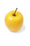 金黄的苹果 免版税库存照片