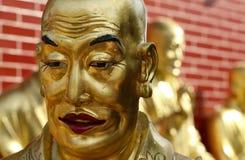 金黄的菩萨 免版税图库摄影