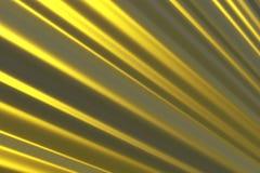 金黄线路 库存照片