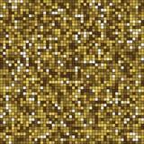 金黄背景传染媒介例证 免版税库存图片