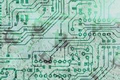 金黄bitcoyne 隐藏货币的概念 水平的顶视图特写镜头bitcoat堆金币背景纹理打印了c 免版税图库摄影