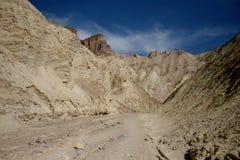 金黄峡谷国家公园 库存图片