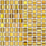 金黄梯度 向量例证