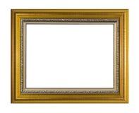 金黄照片框架, 库存图片