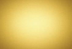 金黄的背景 免版税库存照片