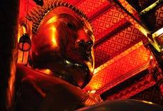 金黄菩萨在阿尤特拉利夫雷斯 免版税库存图片