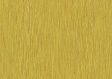 金黄被上漆的木表面纹理 免版税库存图片