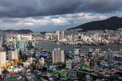 釜山,南韩 免版税库存照片