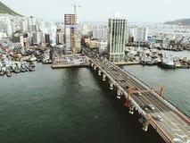釜山,韩国,城市生活 库存图片