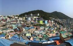 釜山 库存图片