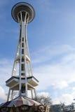 针西雅图空间 免版税库存图片