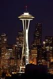 针西雅图空间 免版税图库摄影