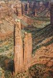钉晃动, Canyon de Chelly,犹他,美国 库存照片