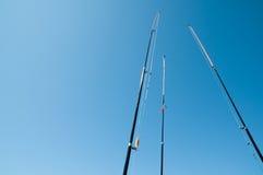 钓鱼准备好 免版税图库摄影