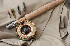 钓鱼去 免版税库存照片