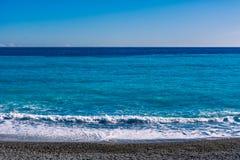 钓鱼地中海净海运金枪鱼的偏差 免版税库存照片
