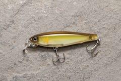 钓鱼诱剂。 免版税库存照片