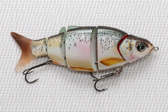 钓鱼诱剂。 免版税库存图片
